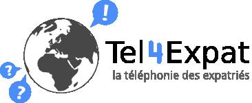 logo tel4expat