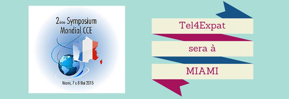 Tel4Expat sera présent au grand rassemblement des dirigeants d'entreprises françaises à Miami