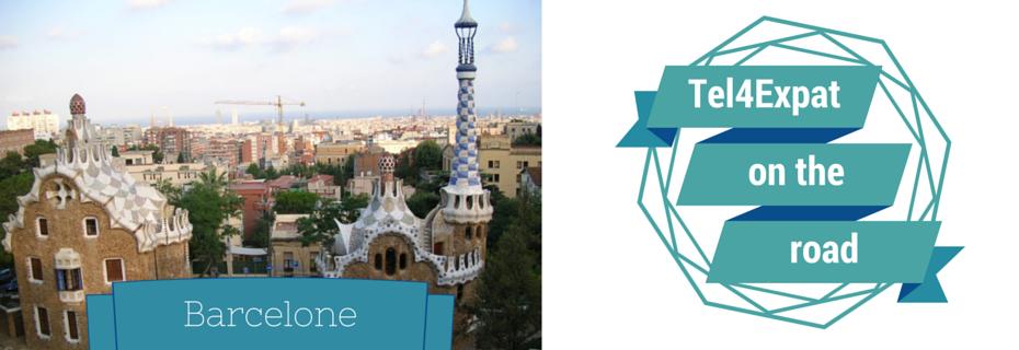 Tel4Expat sera à Barcelone du 18 au 22 mai