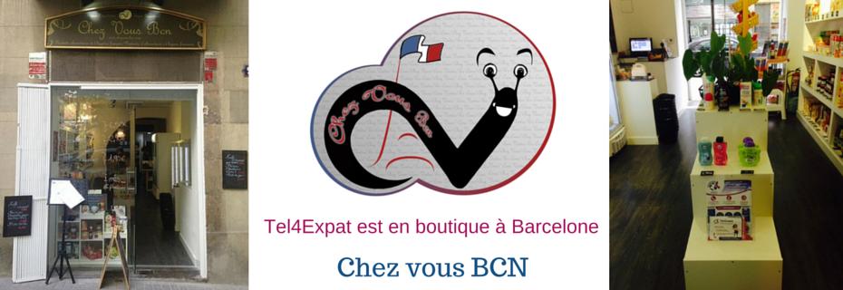 Tel4Expat à Barcelone 'Chez vous BCN'